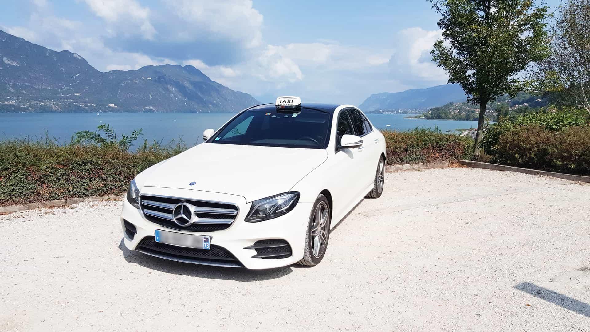 Transport avec chauffeur privé en Savoie