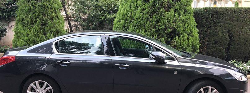 Tous vos déplacements avec chauffeur privé dans les Alpes-Maritimes